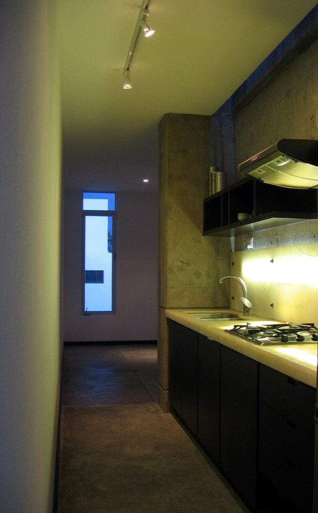 Flat Issa - Dionne Arquitectos